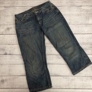 Banana Republic Capri Jeans